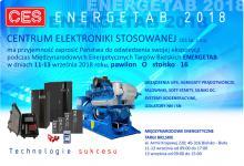 soft-starty z oferty CES na Energetab 2018